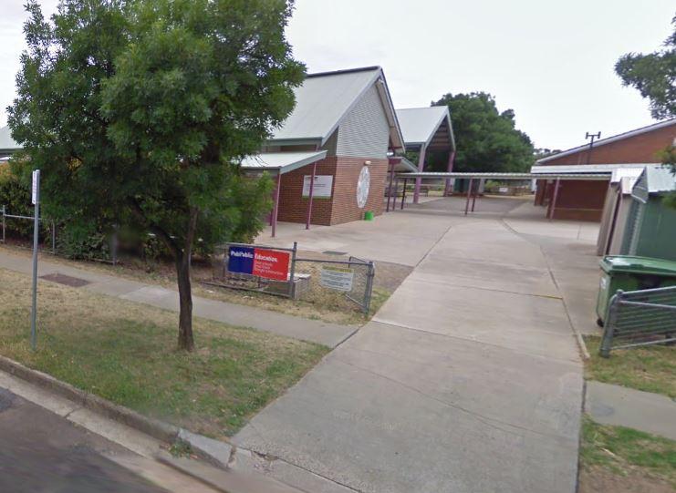 Goulburn West Public School Hall