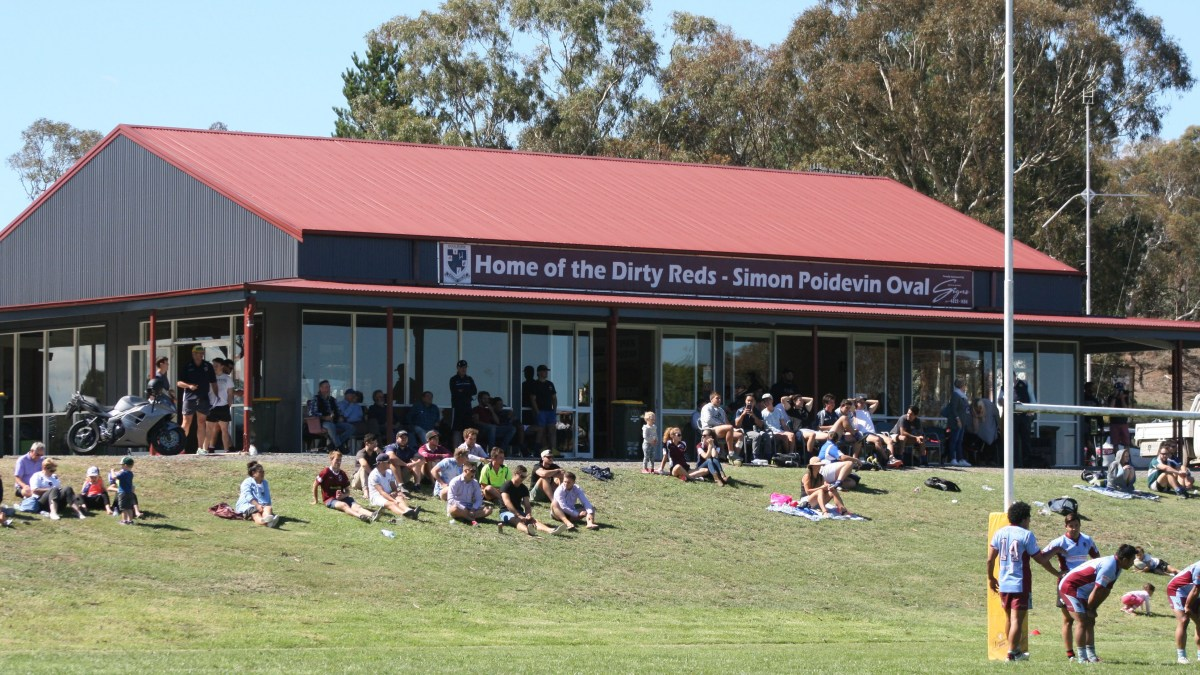 Goulburn Rugby Clubhouse
