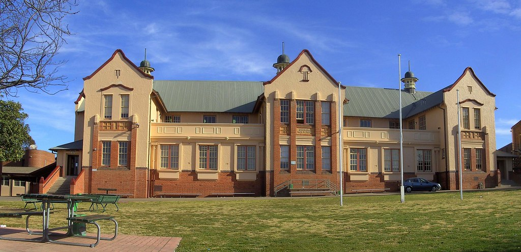 Goulburn High School Hall
