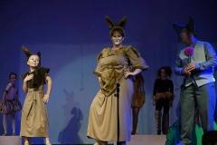 Rebecca Sampson as Sour Kangaroo